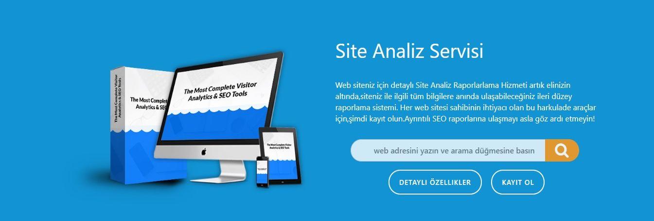 Site Analiz